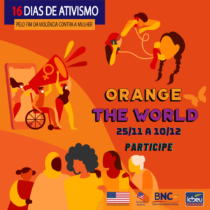 TALKS - 16 DIAS DE ATIVISMO 2020