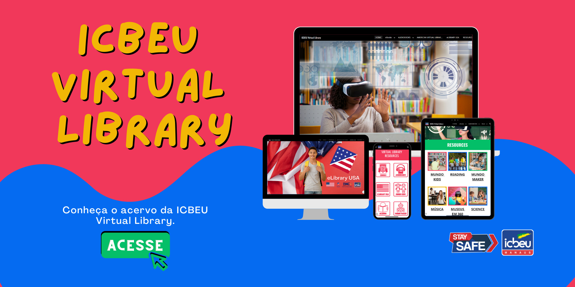 VIRTUAL LIBRARY BANNER SITE